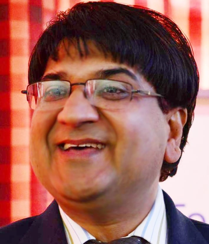 Dr. DP Sharma